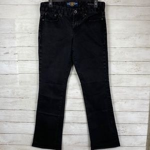 Lucky Brand The Sweet Jean Boot Black Jeans